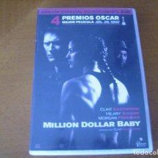 Cine: MILLION DOLLAR BABY / DVD EDICION ESPECIAL 2 DISCOS. Lote 193262815