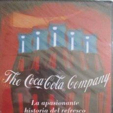 Cine: COCA COLA COMPANY -DVD DOCUMENTAL EN CASTELLANO -MUY COLECCIONABLE -NUEVO PRECINTADO. Lote 193297257