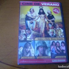Cine: ASTERIX Y OBELIX / MISION CLEOPATRA / DVD. Lote 193310870