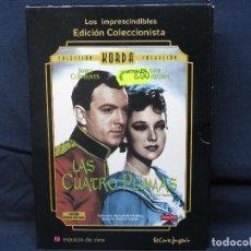 Cinema: LAS CUATRO PLUMAS - DVD . Lote 193319223