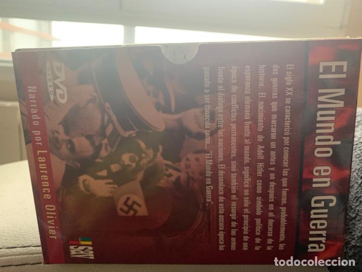 Cine: El mundo en guerra colección DVD - Foto 2 - 193335912