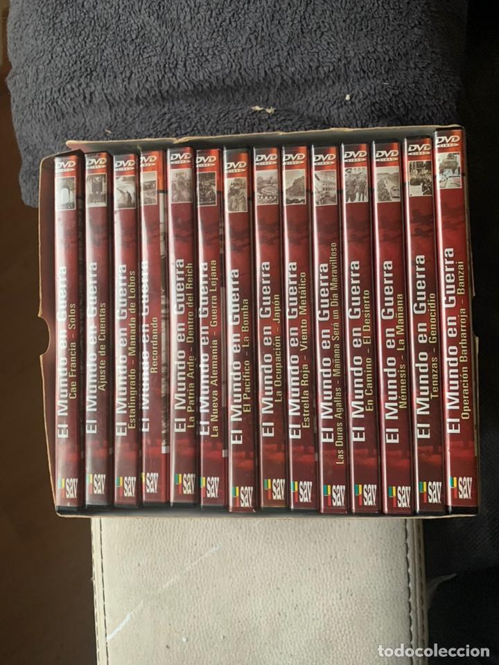 EL MUNDO EN GUERRA COLECCIÓN DVD (Cine - Películas - DVD)