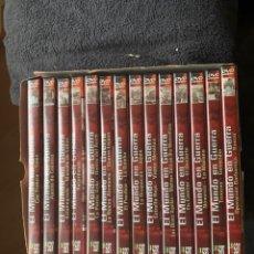 Cine: EL MUNDO EN GUERRA COLECCIÓN DVD. Lote 193335912