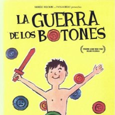 Cine: LA GUERRA DE LOS BOTONES GÉRARD JUGNOT. Lote 193342561