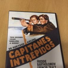 Cine: CAPITANES INTRÉPIDOS. SPENCER TRACY. Lote 193383155
