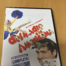Cine: DESMADRE A LA AMERICANA. JOHN BELUSHI, NUEVA PRECINTADA. Lote 193383248