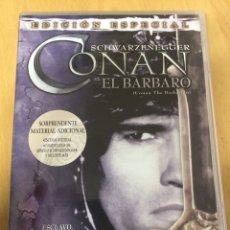 Cine: CONAN EL BARBARO. ARNOLD SCHWARZENEGGER. Lote 193394181