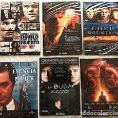 Cine: LOTE 12 PELÍCULAS ÉXITOS 1992-2009. VER FICHAS COMPLETAS. (NUEVAS Y PRECINTADAS; FUNDA DE CARTÓN). Lote 193410202