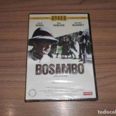 Cine: BOSAMBO DVD COLECCION KORDA LESLIE BANKS NUEVA PRECINTADA. Lote 269043448