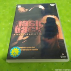 Cinema: (V15) FLASH BACK - VERANO SANGRIENTO (DVD PROCEDENTE VIDEOCLUB). Lote 193619176