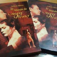 Cinema: PELÍCULA CLÁSICA DVD,EL MUNDO DE SUZIE WONG,1960. Lote 193764025