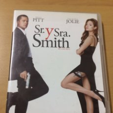 Cine: SR. Y SRA. SMITH. BRAD PITT Y ANGELINA JOLIE. Lote 193841940