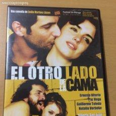 Cine: EL OTRO LADO DE LA CAMA. ERNESTO ALTERIO PAZ VEGA. Lote 193844003
