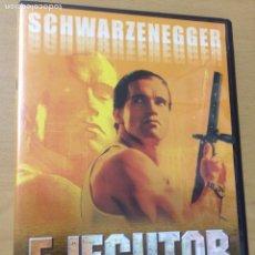 Cine: EJECUTOR. ARNOLD SCHARZENEGGER. Lote 193844173