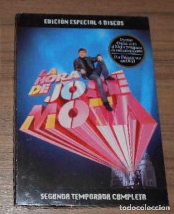 LA HORA DE JOSÉ MOTA SEGUNDA TEMPORADA COMPLETA DVD PRECINTADO (Cine - Películas - DVD)