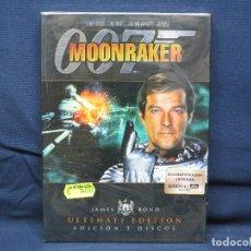 Cinema: MOONRAKER 007 - DVD . Lote 193912050