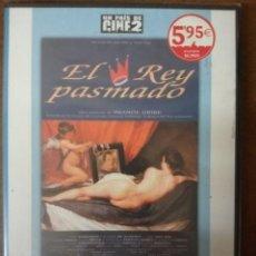 Cine: EL REY PASMADO (IMANOL URIBE) DVD - IMPECABLE PRECINTADA - OFI15J. Lote 193936735