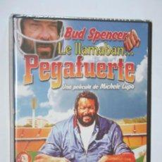 Cine: LE LLAMABAN ..PEGAFUERTE (BUD SPENCER, NANDO PAONE, JOE BUGNER) *** DVD CINE COMEDIA (PRECINTADO). Lote 193991555