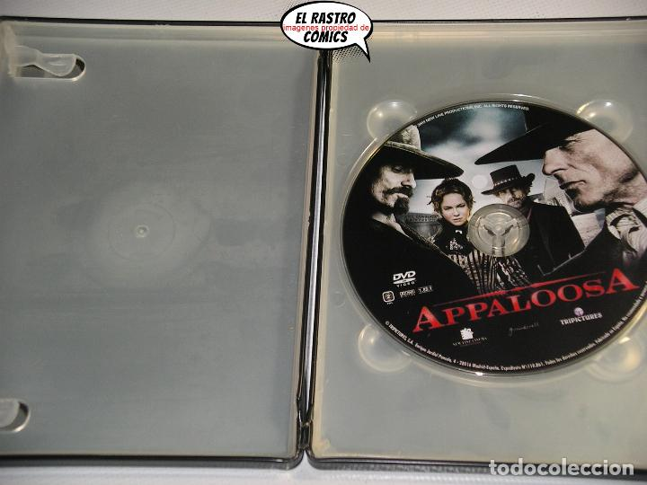 Cine: Appaloosa, edicion especial Caja metálica dos DVD, Ed Harris, Jeremy Irons, Mortensen, Zellweger, D1 - Foto 3 - 194011033