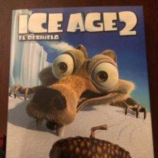 Cine: ICE AGE 2, EL DESHIELO. EDICIÓN LIMITADA 2 DISCOS. Lote 194088606