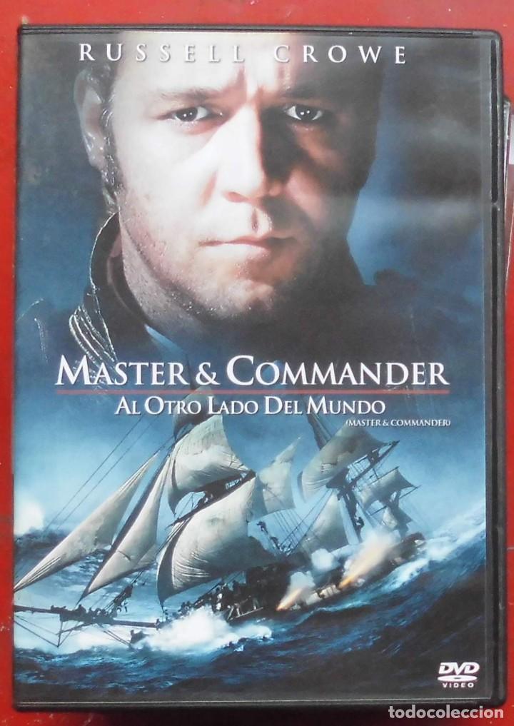 MASTER & COMMANDER (Cine - Películas - DVD)