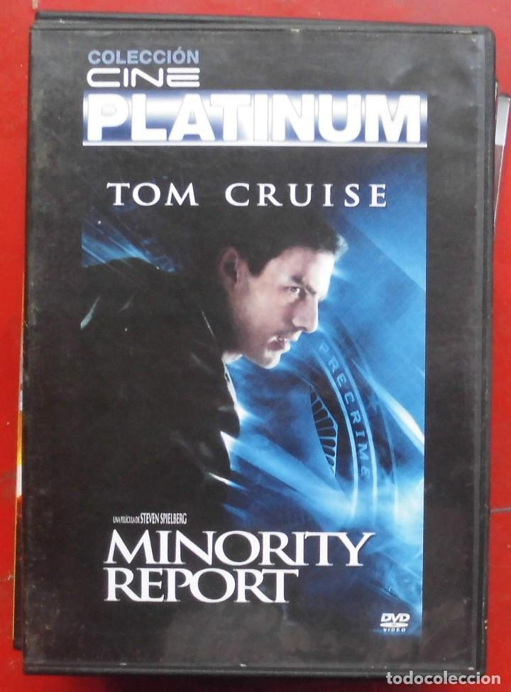 MINORITY REPORT (Cine - Películas - DVD)