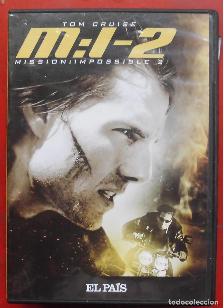 MISIÓN IMPOSIBLE 2 (Cine - Películas - DVD)