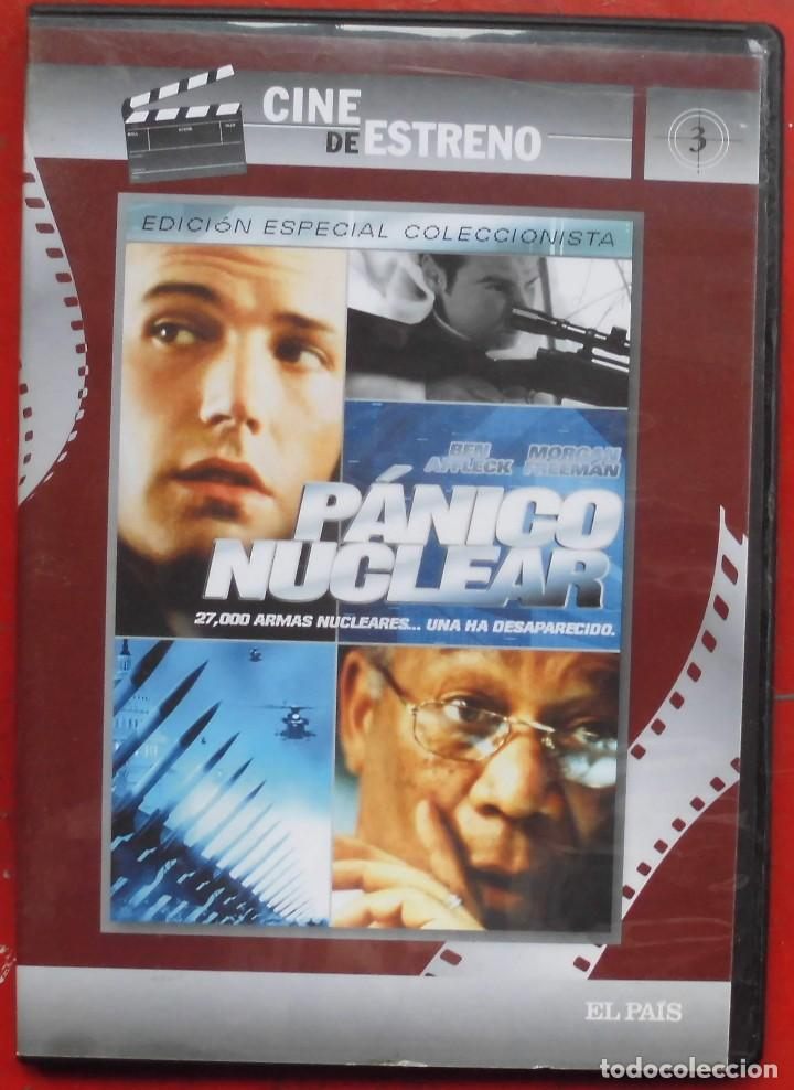 PÁNICO NUCLEAR (Cine - Películas - DVD)