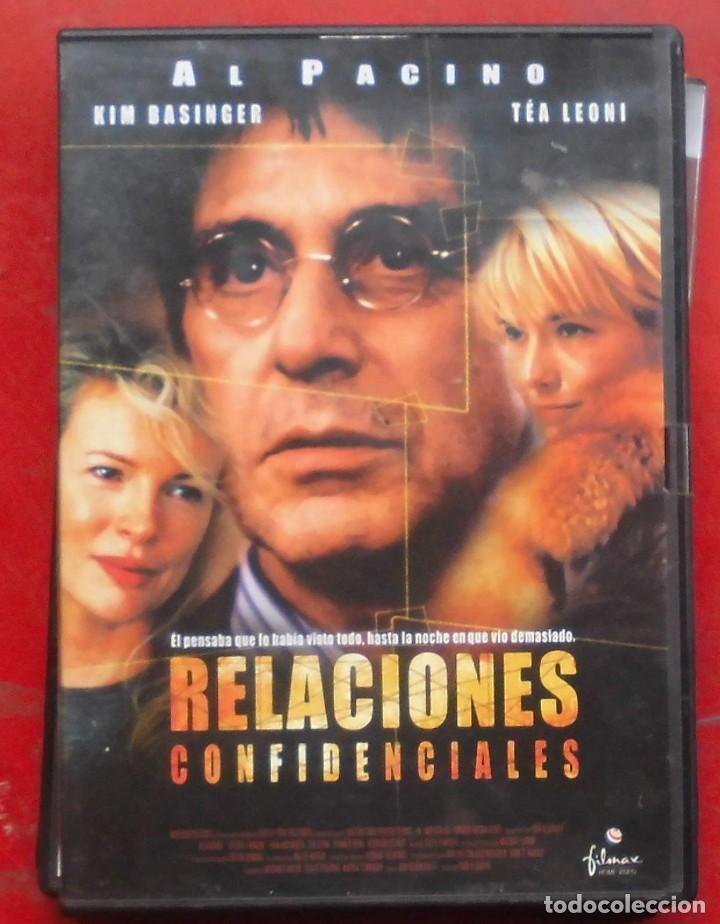 RELACIONES CONFIDENCIALES (Cine - Películas - DVD)