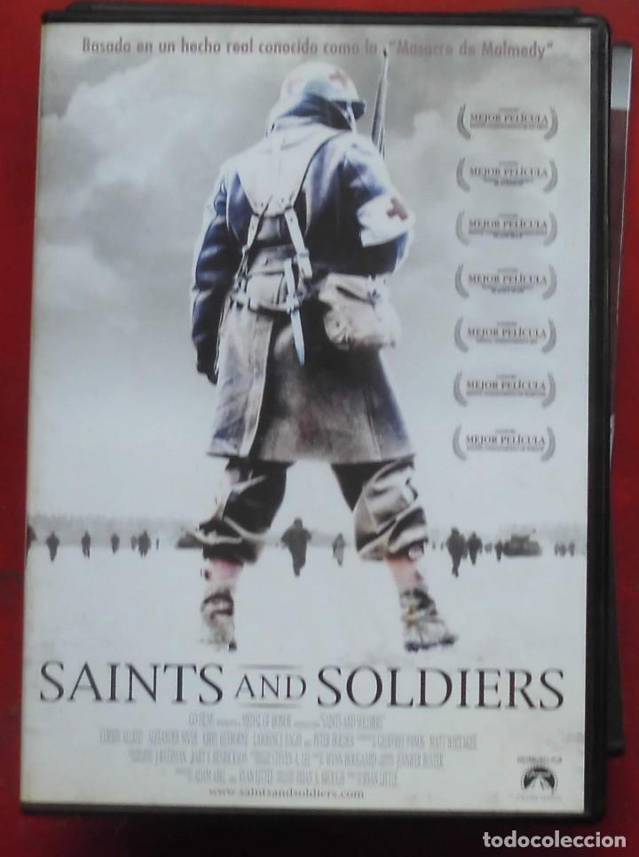 SAINTS AND SOLDIERS (Cine - Películas - DVD)