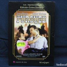 Cinema: PURSUED (PERSEGUIDO) - DVD. Lote 194112656