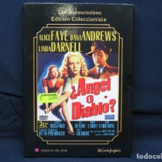 Cinema: ANGEL O DIABLO - DVD. Lote 194114742