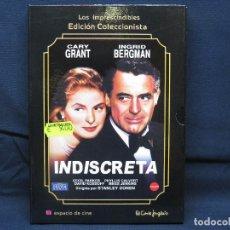 Cinema: INDISCRETA - DVD . Lote 194115291