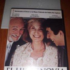 Cine: EL HIJO DE LA NOVIA. Lote 194167116