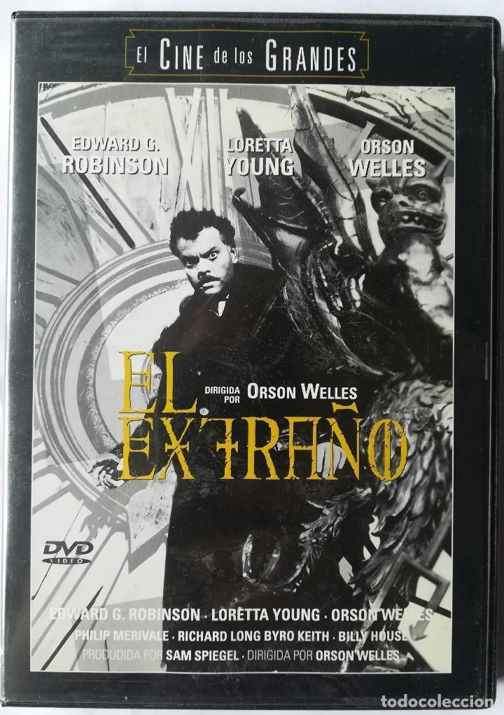 DVD - EL EXTRAÑO - ORSON WELLES (Cine - Películas - DVD)