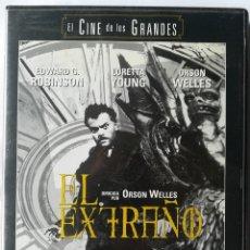 Cine: DVD - EL EXTRAÑO - ORSON WELLES. Lote 194185827