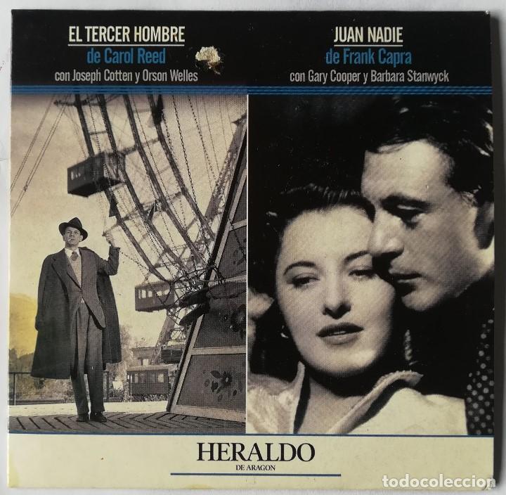 DVD - EL TERCER HOMBRE + JUAN NADIE (Cine - Películas - DVD)