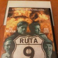 Cine: RUTA 9.REVISTA TIEMPO. Lote 194196690