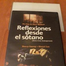Cine: REFLEXIONES DESDE EL SOTANO.REVISTA TIEMPO. Lote 194196956