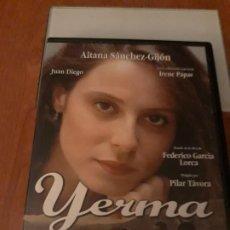 Cine: YERMA. REVISTA TIEMPO. Lote 194197153