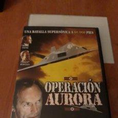 Cine: OPERACION AURORA. REVISTA TIEMPO. Lote 194197410