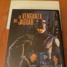 Cine: LA VENGANZA DEL JAGUAR. REVISTA TIEMPO. Lote 194197577