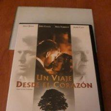Cine: UN VIAJE DESDE EL CORAZÓN. REVISTA TIEMPO. Lote 194197778