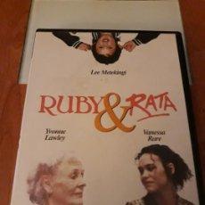 Cine: RUBY & RATA. REVISTA TIEMPO. Lote 194197982