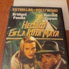 Cine: HECHIZO EN LA RUTA MAYA. COLECCION ESTRELLAS DE HOLLYWOOD. REVISTA TIEMPO. Lote 194199582