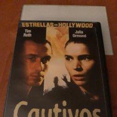 Cine: CAUTIVOS. COLECCION ESTRELLAS DE HOLLYWOOD. REVISTA TIEMPO. Lote 194199715