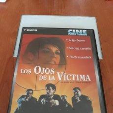 Cine: LOS OJOS DE LA VÍCTIMA N°2. COLECCION PARA TODOS. REVISTA TIEMPO. Lote 194209052