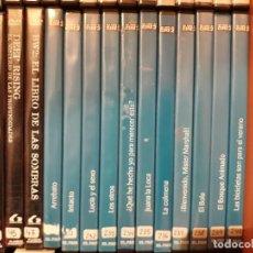 Cine: UN PAÍS DE CINE 2. COLECCION COMPLETA DE 45 DVD. Lote 194211623
