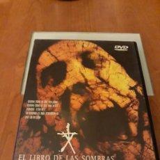 Cine: EL LIBRO DE LAS SOMBRAS BW2. COLECCION CINE DE TERROR. Lote 194215651