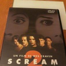 Cine: SCREAM 2. COLECCION CINE DE TERROR. Lote 194216081
